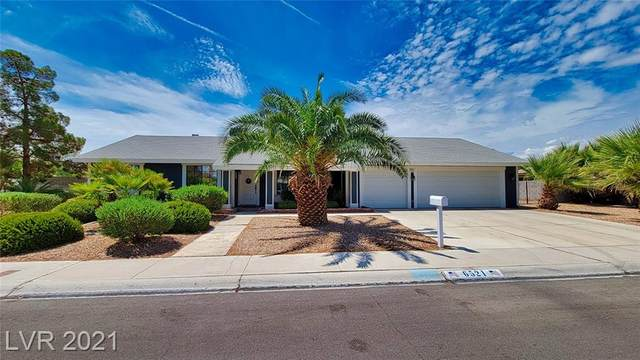 6521 Rocking Horse Avenue, Las Vegas, NV 89108 (MLS #2319795) :: Keller Williams Realty