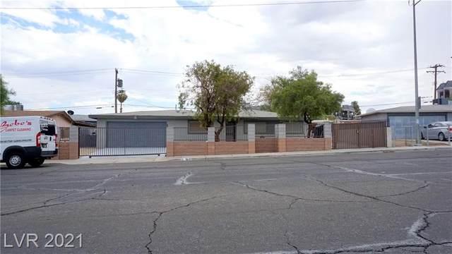4701 E Twain Avenue, Las Vegas, NV 89121 (MLS #2319797) :: Lindstrom Radcliffe Group