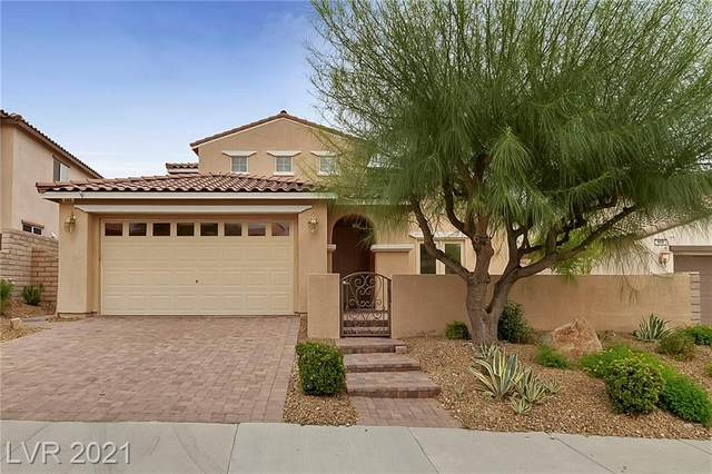948 Tudela Court, Las Vegas, NV 89138 (MLS #2319799) :: Keller Williams Realty