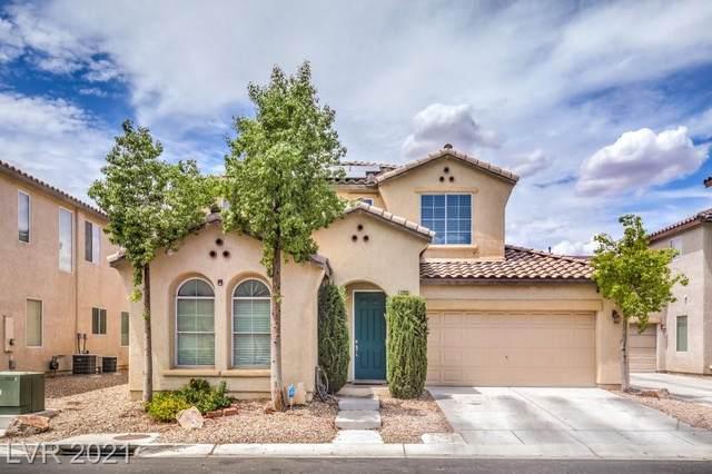 7725 Littondale Street, Las Vegas, NV 89139 (MLS #2319800) :: Kypreos Team