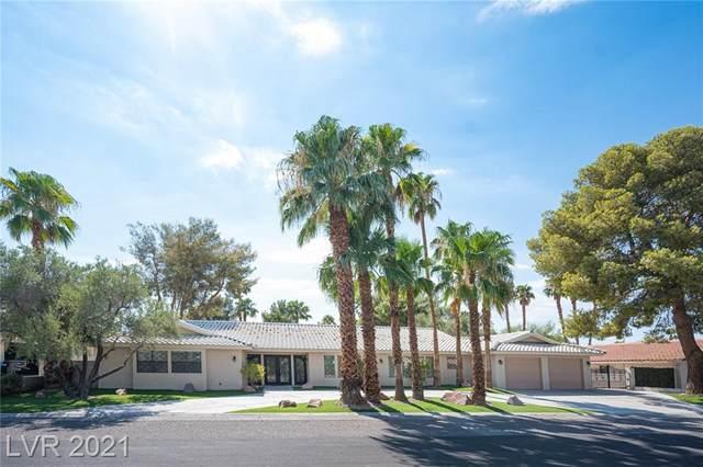 2921 E Viking Road, Las Vegas, NV 89121 (MLS #2319802) :: Lindstrom Radcliffe Group