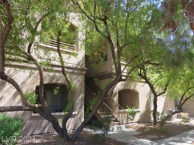 5751 E Hacienda Avenue #180, Las Vegas, NV 89122 (MLS #2319804) :: Signature Real Estate Group