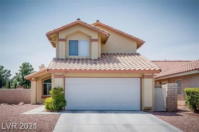 7657 Parnell Avenue, Las Vegas, NV 89147 (MLS #2319815) :: Kypreos Team
