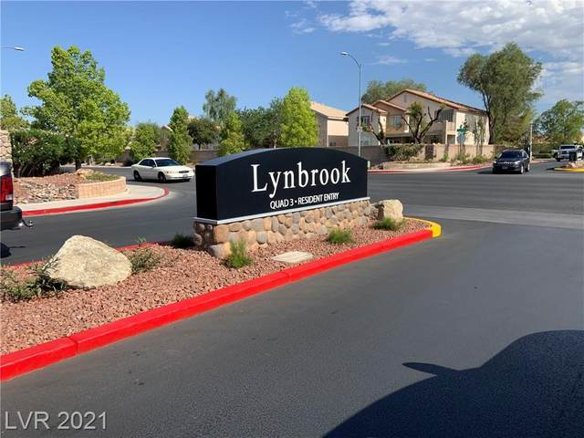 7700 Catalina Harbor Street, Las Vegas, NV 89131 (MLS #2319816) :: Kypreos Team