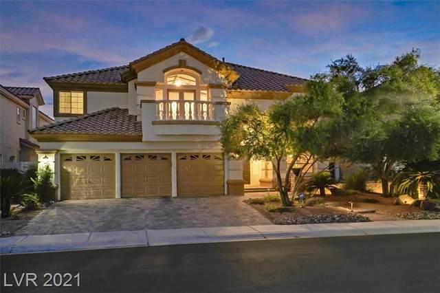1817 Corta Bella Drive, Las Vegas, NV 89134 (MLS #2319829) :: Kypreos Team