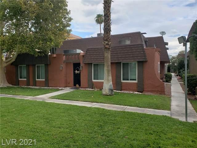 4694 Monterey Circle #1, Las Vegas, NV 89169 (MLS #2319833) :: Lindstrom Radcliffe Group