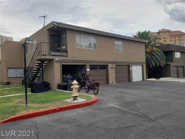 4675 Monterey Circle #2, Las Vegas, NV 89169 (MLS #2319838) :: Lindstrom Radcliffe Group