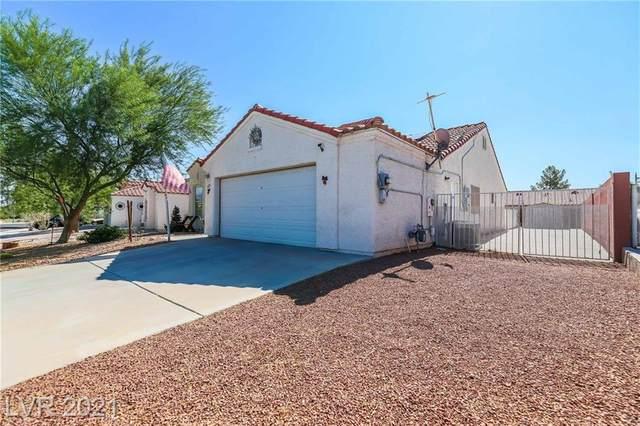 629 Craig Creek Avenue, North Las Vegas, NV 89032 (MLS #2319841) :: Hebert Group | Realty One Group