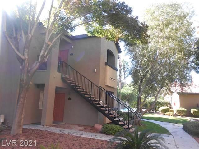 2615 W Gary Avenue #2073, Las Vegas, NV 89123 (MLS #2319858) :: Lindstrom Radcliffe Group