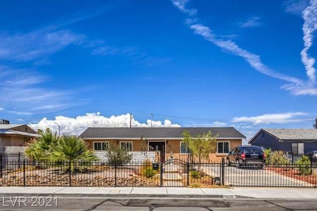 4508 Hillcrest Avenue, Las Vegas, NV 89102 (MLS #2319864) :: The Perna Group