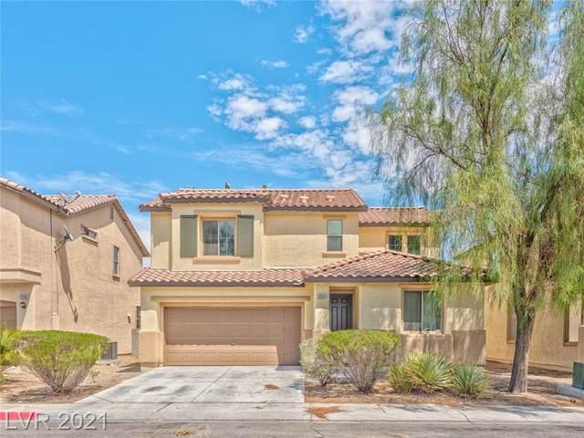 5504 Grand Rapids Street, North Las Vegas, NV 89031 (MLS #2319875) :: Hebert Group | Realty One Group
