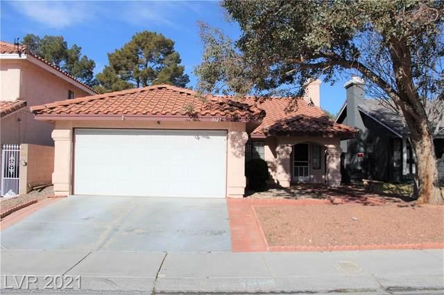 3125 Clamdigger Lane, Las Vegas, NV 89117 (MLS #2319883) :: The Chris Binney Group | eXp Realty