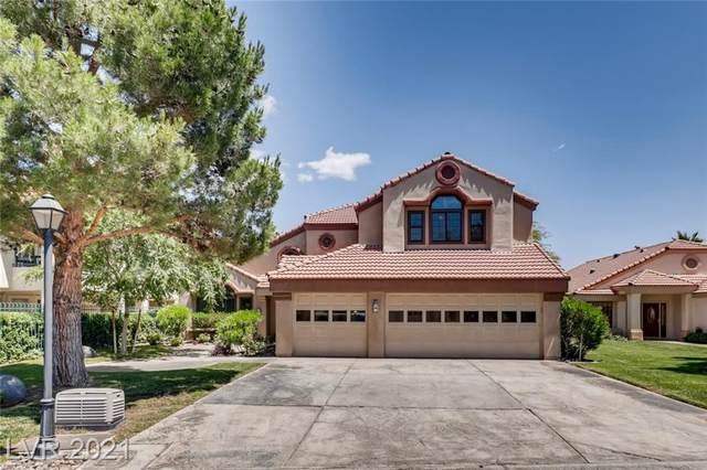 5404 Painted Sunrise Drive, Las Vegas, NV 89149 (MLS #2319885) :: Kypreos Team