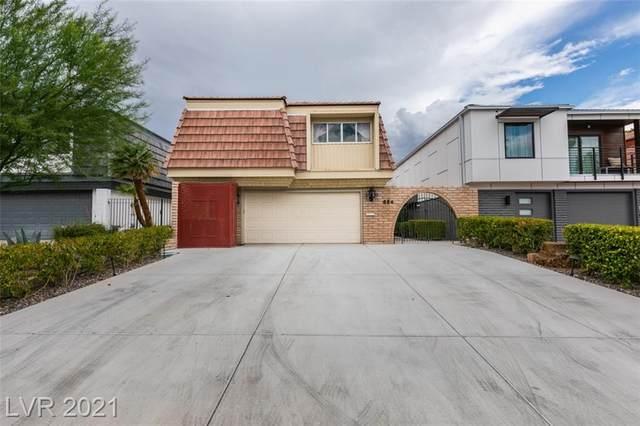 884 Vegas Valley Drive, Las Vegas, NV 89109 (MLS #2319904) :: Keller Williams Realty