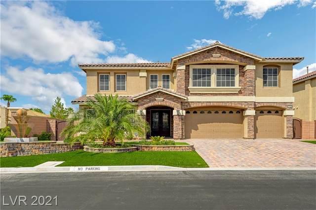 4246 Abernethy Forest Place, Las Vegas, NV 89141 (MLS #2319908) :: Lindstrom Radcliffe Group