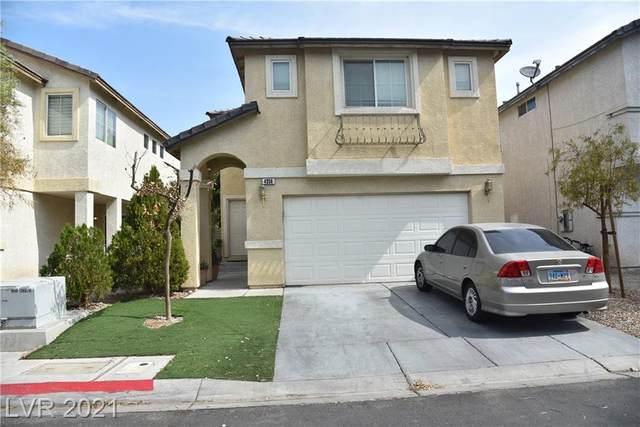 4358 Raynham Street, Las Vegas, NV 89115 (MLS #2319914) :: Lindstrom Radcliffe Group