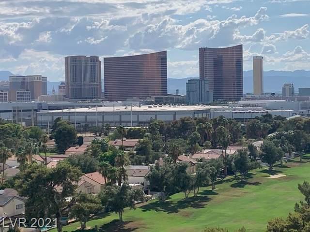 3111 Bel Air Drive 11E, Las Vegas, NV 89109 (MLS #2319922) :: Galindo Group Real Estate