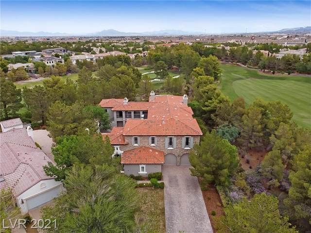 3570 Belvedere Park Lane, Las Vegas, NV 89141 (MLS #2319932) :: Lindstrom Radcliffe Group