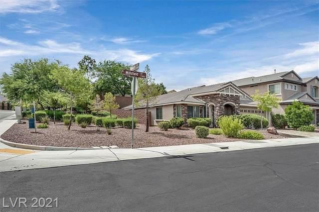 7315 Millsfield Street, Las Vegas, NV 89166 (MLS #2319945) :: Keller Williams Realty