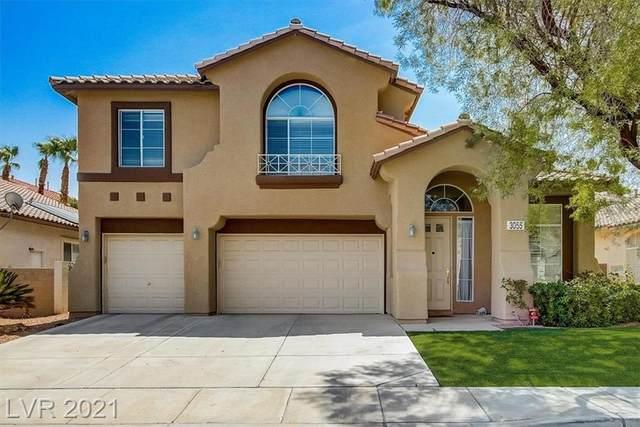3055 Sunrise Heights Drive, Henderson, NV 89052 (MLS #2319949) :: Custom Fit Real Estate Group