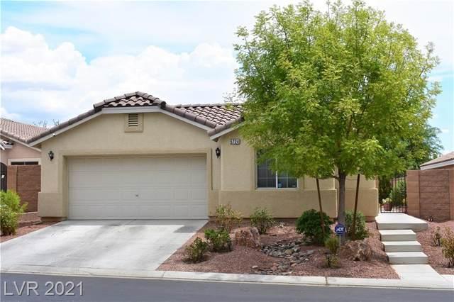 5724 Bullhead Street, North Las Vegas, NV 89031 (MLS #2319954) :: Kypreos Team
