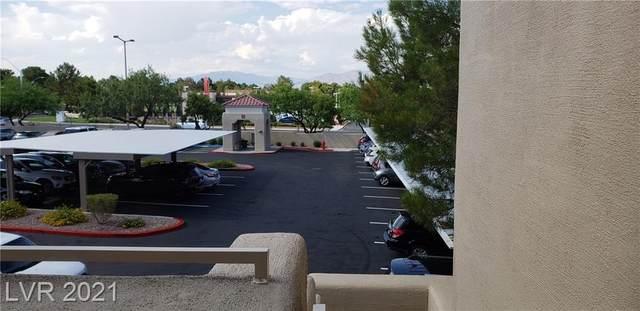 1900 Rio Canyon Court #205, Las Vegas, NV 89128 (MLS #2319960) :: Custom Fit Real Estate Group