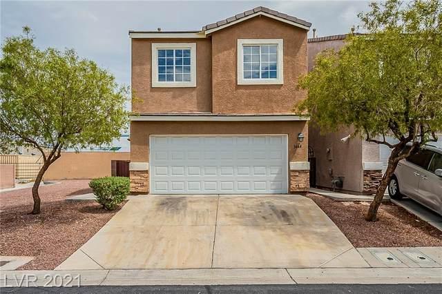 3664 Moonlit Beach Avenue, Las Vegas, NV 89115 (MLS #2319969) :: Hebert Group | Realty One Group