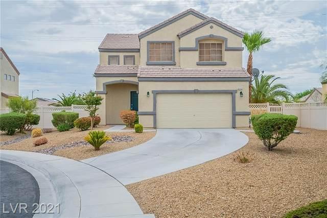 5712 Breezy Wind Court, North Las Vegas, NV 89081 (MLS #2319971) :: Hebert Group | Realty One Group