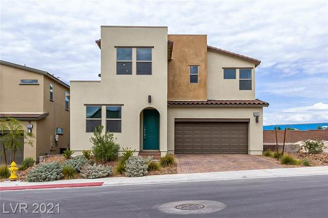6905 Whisper Canyon Place, North Las Vegas, NV 89084 (MLS #2319973) :: Lindstrom Radcliffe Group