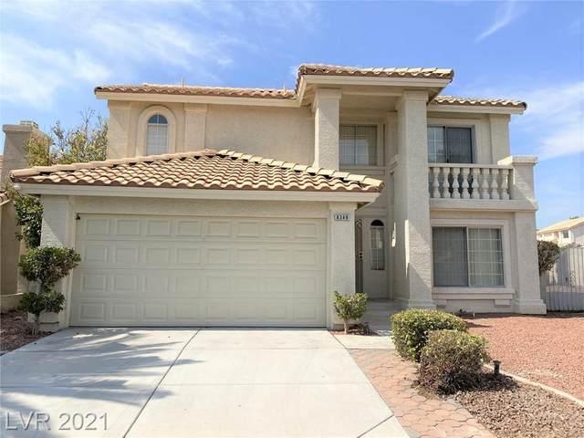 8349 Cretan Blue Lane, Las Vegas, NV 89128 (MLS #2319992) :: Custom Fit Real Estate Group