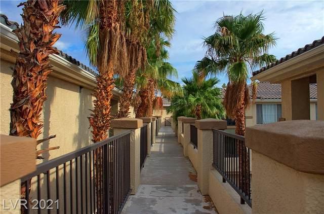 7173 S Durango Drive #309, Las Vegas, NV 89113 (MLS #2319997) :: Kypreos Team