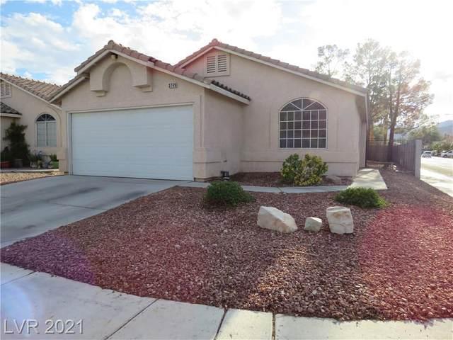 3749 Copper Keg Court, Las Vegas, NV 89129 (MLS #2320009) :: Lindstrom Radcliffe Group