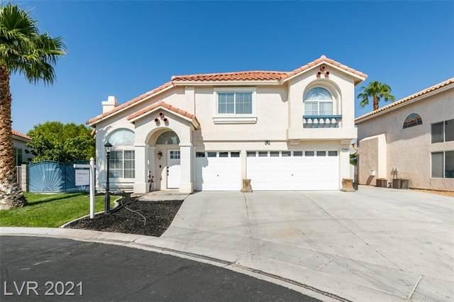 6505 Alpine Autumn Court, Las Vegas, NV 89149 (MLS #2320020) :: Custom Fit Real Estate Group