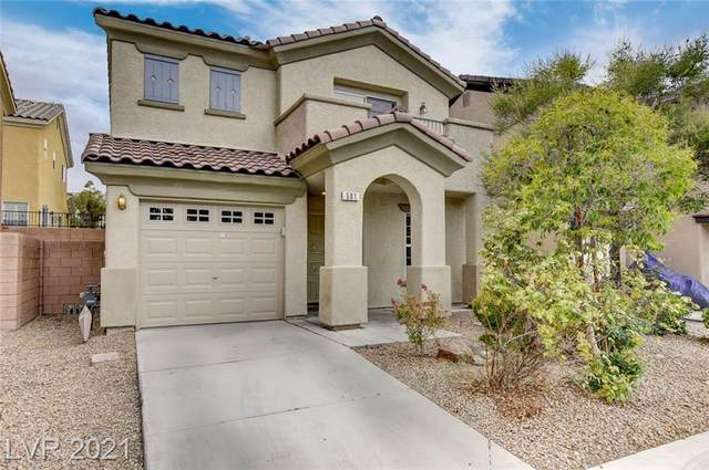 581 Brinkburn Point Avenue, Las Vegas, NV 89178 (MLS #2320032) :: Kypreos Team