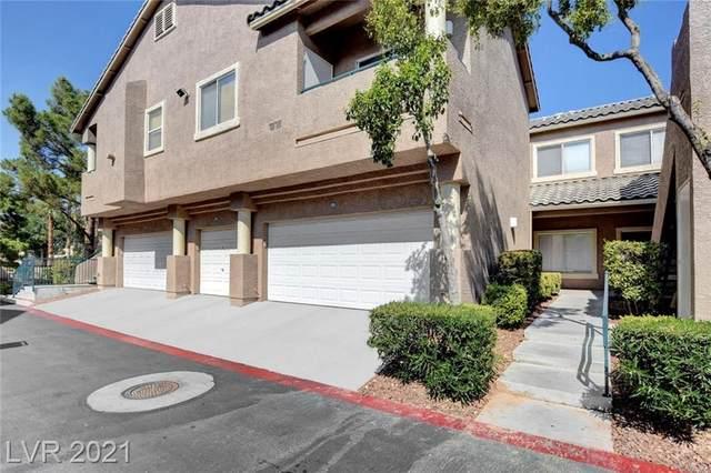 2000 Gravel Hill Street #105, Las Vegas, NV 89117 (MLS #2320037) :: Kypreos Team