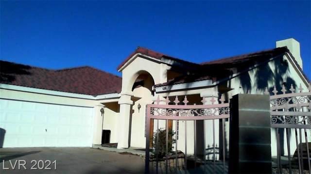7621 Bermuda Road, Las Vegas, NV 89123 (MLS #2320056) :: The Chris Binney Group | eXp Realty