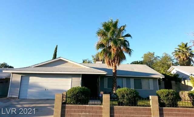 7709 Peacock Avenue, Las Vegas, NV 89145 (MLS #2320074) :: Kypreos Team