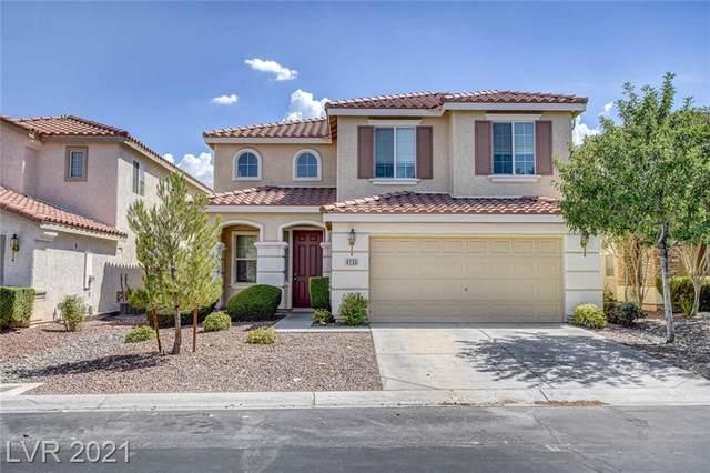 4755 Deer Forest Avenue, Las Vegas, NV 89139 (MLS #2320081) :: Kypreos Team