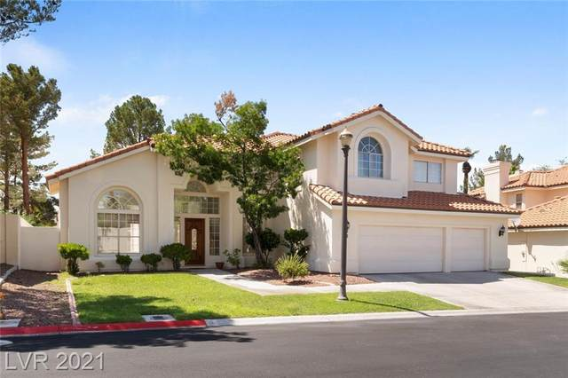 8328 Spinnaker Cove Drive, Las Vegas, NV 89128 (MLS #2320095) :: Galindo Group Real Estate