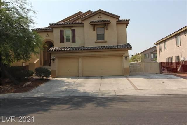 3029 Little Crimson Avenue, North Las Vegas, NV 89081 (MLS #2320110) :: The Shear Team