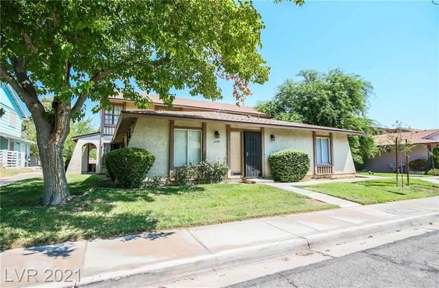 1466 Lorilyn Avenue #1, Las Vegas, NV 89119 (MLS #2320111) :: Coldwell Banker Premier Realty