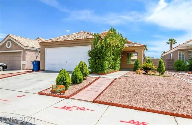 1309 Torington Drive, Las Vegas, NV 89108 (MLS #2320121) :: Lindstrom Radcliffe Group