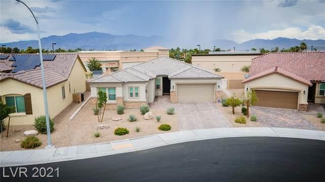 1012 Terron Allen Avenue, North Las Vegas, NV 89031 (MLS #2320146) :: Hebert Group | Realty One Group