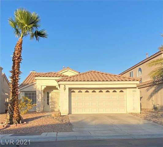 3416 Steppe Street, North Las Vegas, NV 89032 (MLS #2320158) :: Hebert Group | Realty One Group