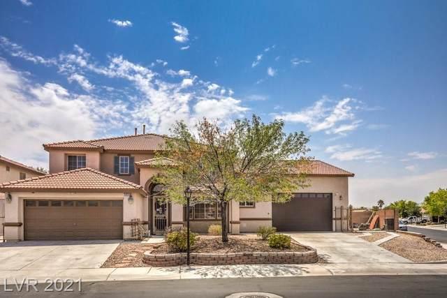 5015 Soaring Springs Avenue, Las Vegas, NV 89131 (MLS #2320165) :: Lindstrom Radcliffe Group