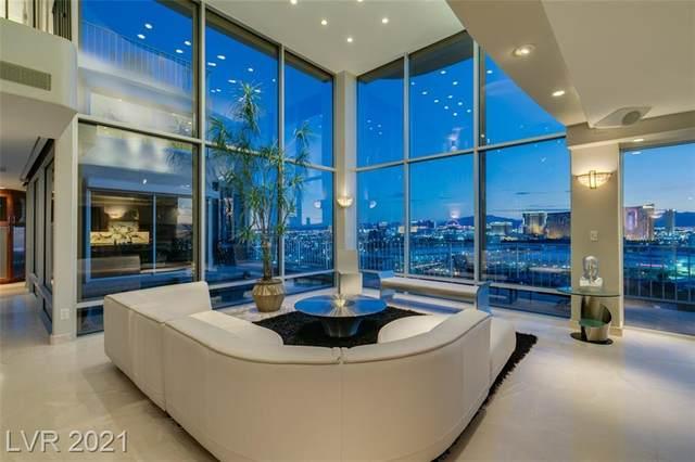 3111 Bel Air Drive Ph28c, Las Vegas, NV 89109 (MLS #2320170) :: Custom Fit Real Estate Group