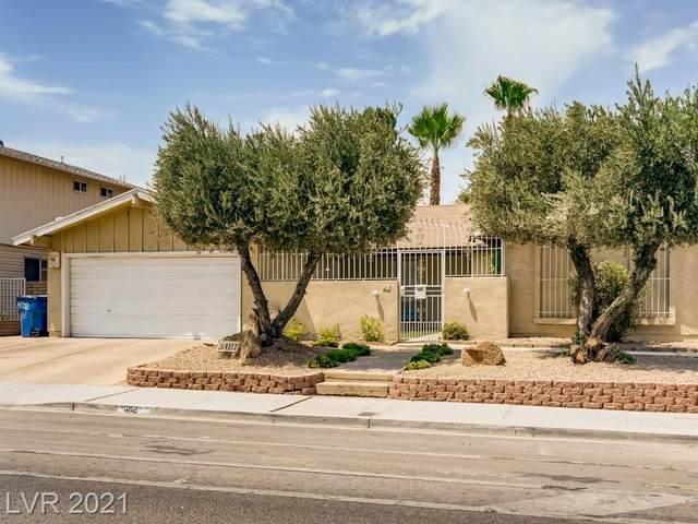 4112 E Twain Avenue, Las Vegas, NV 89121 (MLS #2320200) :: Lindstrom Radcliffe Group