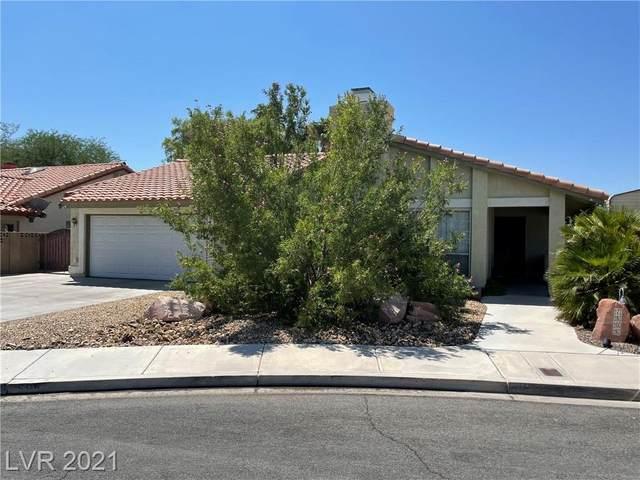 7505 Radville Drive, Las Vegas, NV 89129 (MLS #2320203) :: Custom Fit Real Estate Group