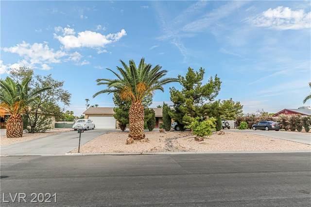 859 Hickock Street, Las Vegas, NV 89110 (MLS #2320209) :: Kypreos Team