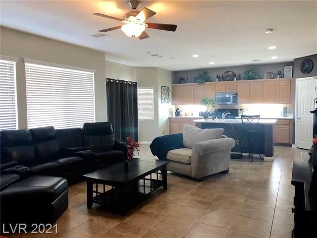 4316 Malibu Palm Court, North Las Vegas, NV 89032 (MLS #2320214) :: Hebert Group | Realty One Group